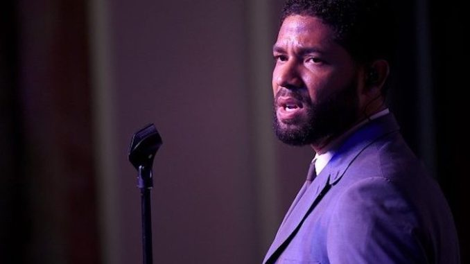 Jussie Smollett paid actors to rehearse fake MAGA attack