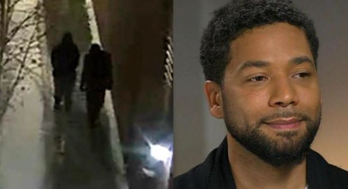 Jussie Smollett's lawyers plead with prosecutors not to indict him for faking MAGA attack