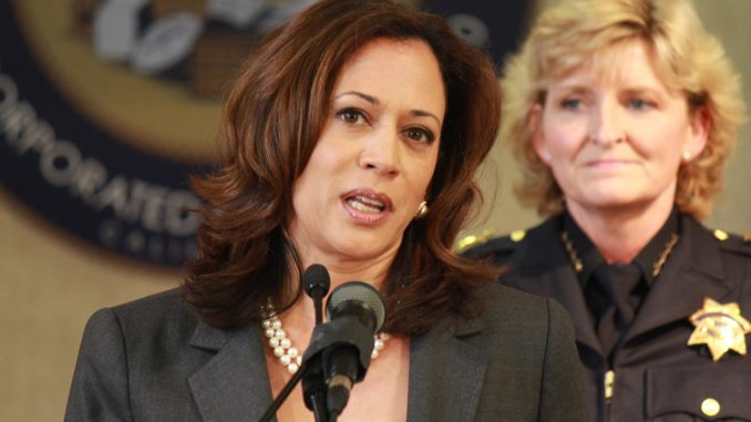 Kamala Harris helped cover-up catholic church pedophilia scandal in San Fransisco