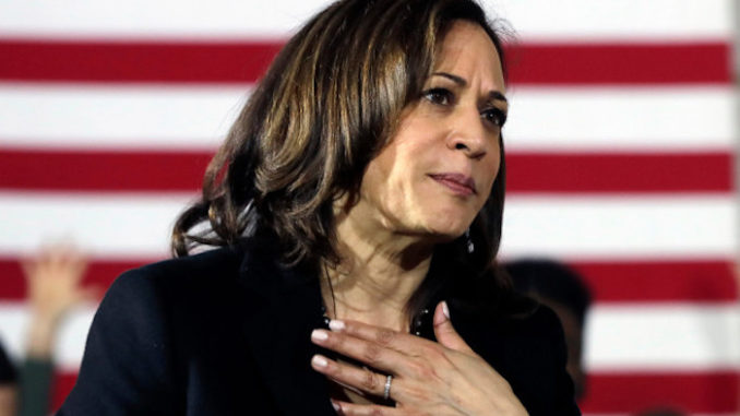 Kamala Harris doubles down on Jussie Smollett hoax and says hate crimes against blacks are on the rise in the USA