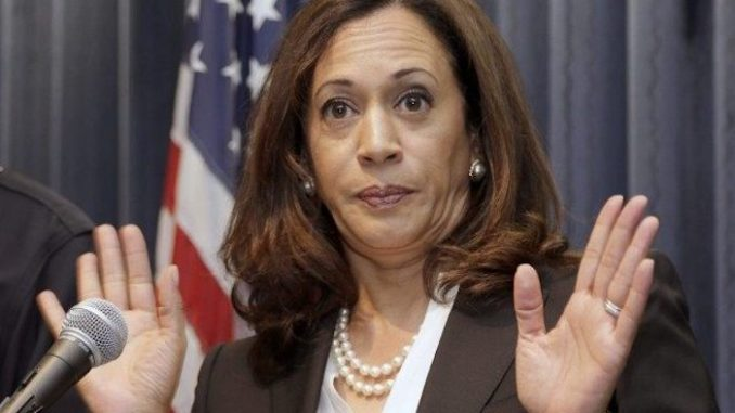 Kamala Harris grandmother exposed as plantation slave owner