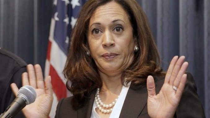 According to Kamala Harris' father, Donald J. Harris, the Democratic presidential hopeful is a descendant of famed slave owner Hamilton Brown.