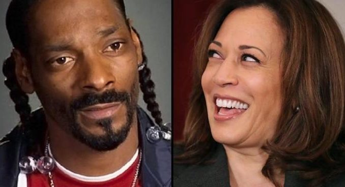 Rep. Kamala Harris says she used to smoke weed and listen to Tupac and Snoop - 10 years before they started their careers