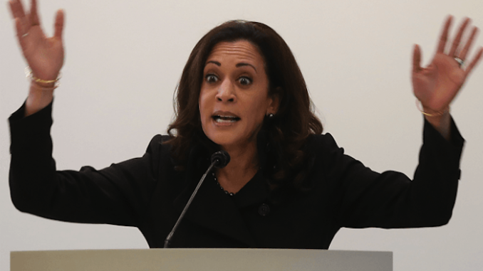 Kamala Harris accuses Donald Trump of being a racist