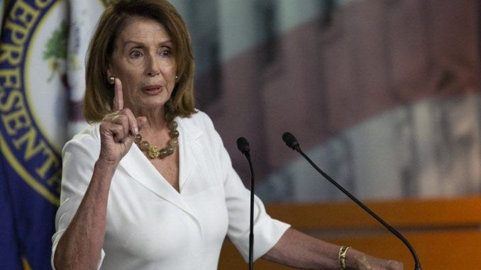 Nancy Pelosi threatens to confiscate guns nationwide