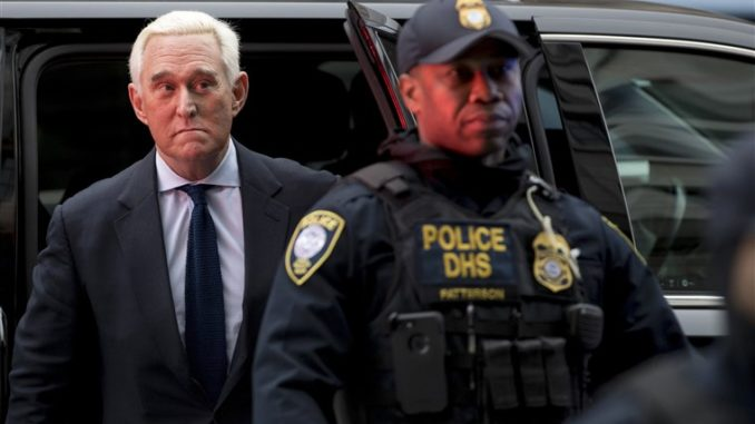 Apple grants full access to Roger Stone's iCloud to Mueller team after protecting the privacy rights of the San Bernardino terrorists