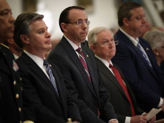 Rosenstein agreed to wear a wire to entrap Trump, according to Andrew McCabe