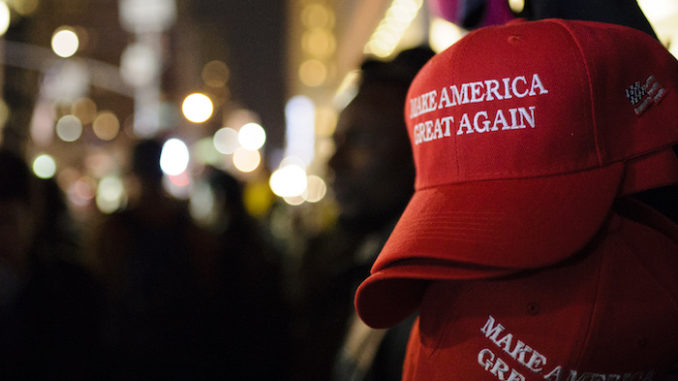 Teenager who attacked 81-year-old MAGA wearing hat arrested by police