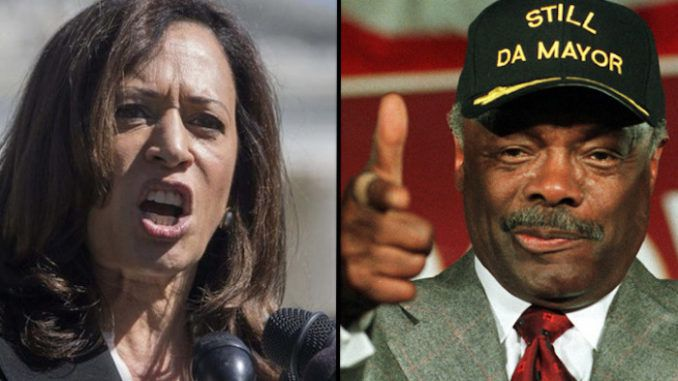 Former mayor Willie Brown says Kamala Harris has no chance at beating Trump in 2020
