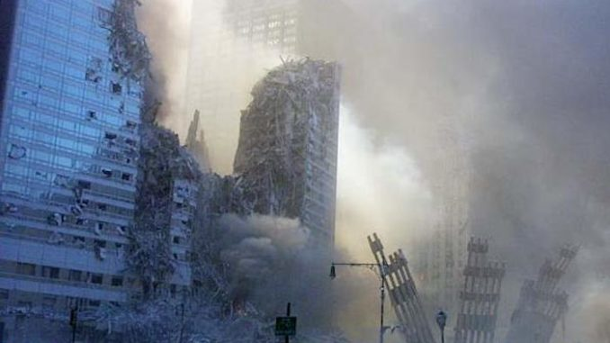 Grand jury filing to name names of who was responsible for blowing up twin towers