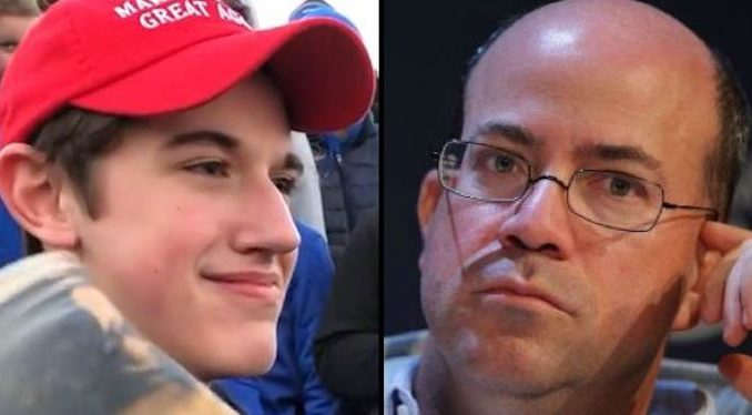 CNN sued for massive 250 million dollars after spreading malicious lies about Covington students