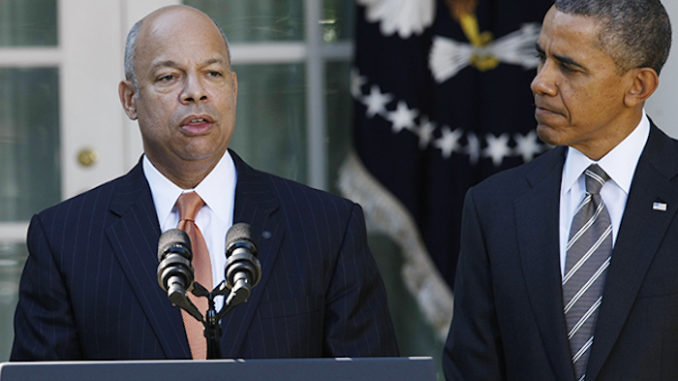 Obama's former DHS chief admits there is a massive crisis at the border