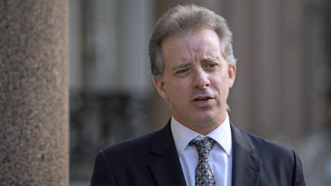Fusion GPS bribes msm journalists with cash to defame Trump and push Russia hoax, FBI reveals