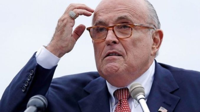 Giuliani predicts criminal referrals for FBI, DOJ officials within six months