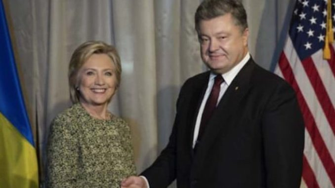 Top prosecutor has evidence Hillary campaign colluded with Ukraine during 2016 election