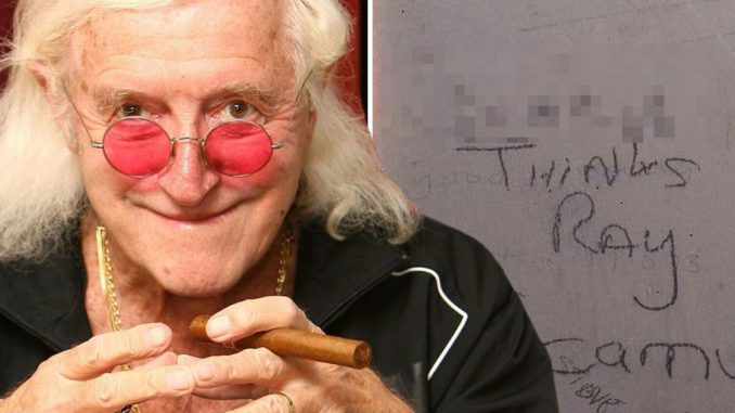 UK government knew about Jimmy Savile abuse in 1998