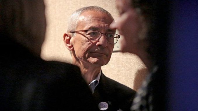 John Podesta caught visiting New Zealand 5 days before mass shooting - warned of incoming 'major' attack