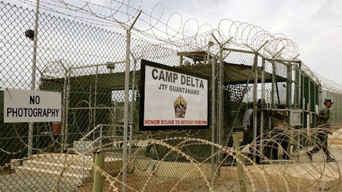 Former marine claims there is a UFO base under Guantanamo