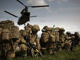 10,000 EU troops to arrive in UK one day after Brexit is supposed to occur