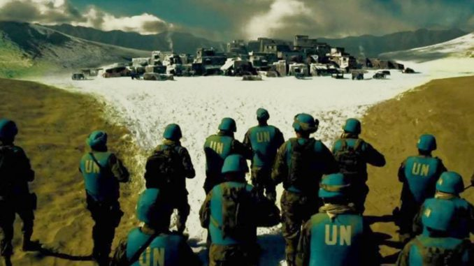 United Nations wants to create a one world government within the next 10 years
