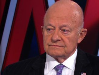 Clapper sings like a bird, admits Obama ordered surveillance on Trump based on phony Russia dossier