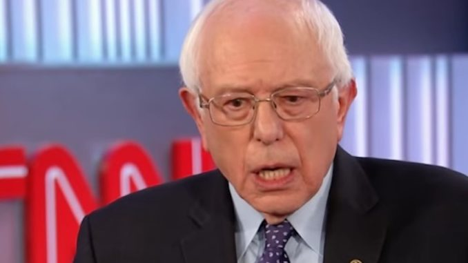 CNN appears to be colluding with the DNC again by planting Democratic lobbyists in the audience at a recent Bernie Sanders town hall event.