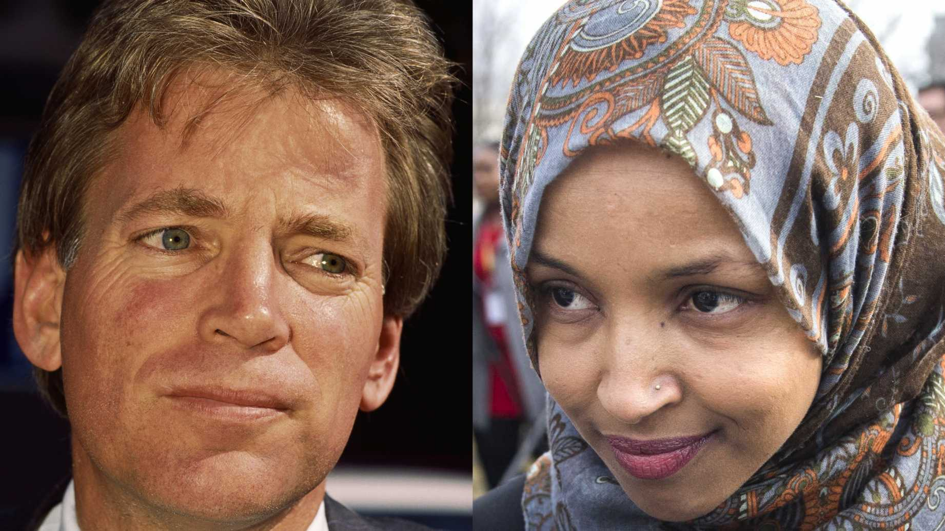 david duke endorses ilhan omar   u201cshe u0026 39 s the most important