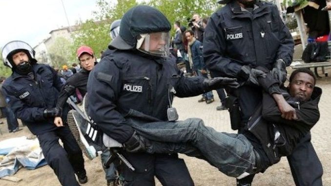 German police admit North African migrants commit the most crimes