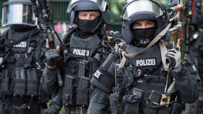 German police arrest 10 people who planned Islamist terror attack using cars and guns