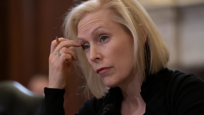 Gillibrand's office hit with sexual harassment allegations