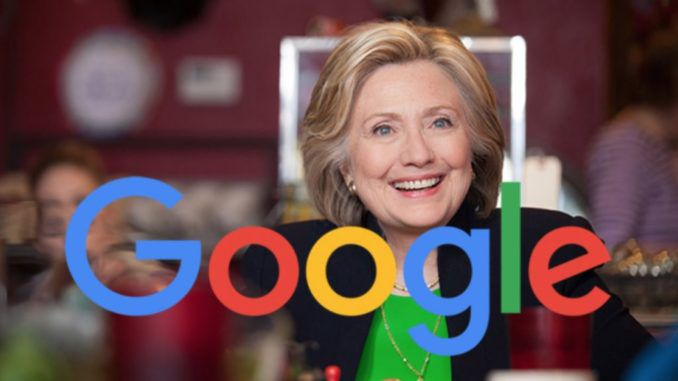 Google influenced midterm elections, preventing key republicans from getting elected