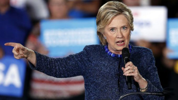 Hillary Clinton calls on second Trump-Russia investigation if Mueller finds nothing