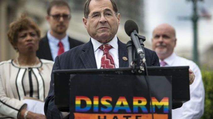 Judiciary Chair Jerry Nadler vows to impeach President Trump