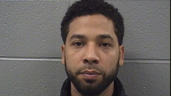 Jussie Smollett indicted on 16 felony counts for faking MAGA crime
