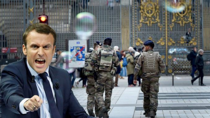 Emmanuel Macron to deploy army to thwart Yellow Vest protestors