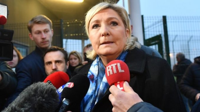 French prosecutors have called for Marine Le Pen to be tried for tweeting pictures of terrorist atrocities committed by ISIS