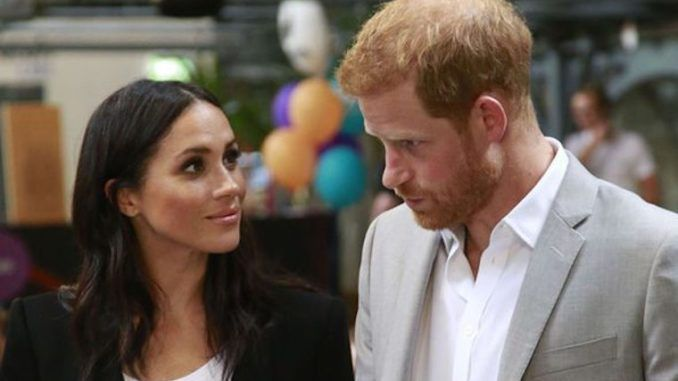 Meghan Markle vows to raise royal baby as gender fluid