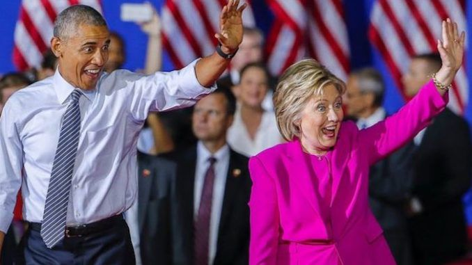 Senior Obama officials ordered by judge to answer real questions over Hillary Clinton email scandal