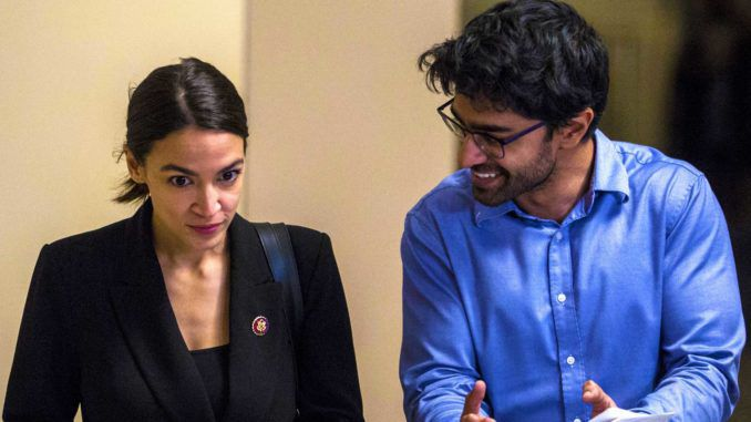 Ocasio-Cortez campaign staffer caught laundering over 1 million dollars in campaign donations