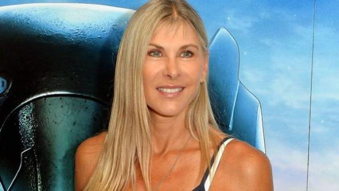 Former Olympian Sharron Davies says trans women should not be playing women-only sports