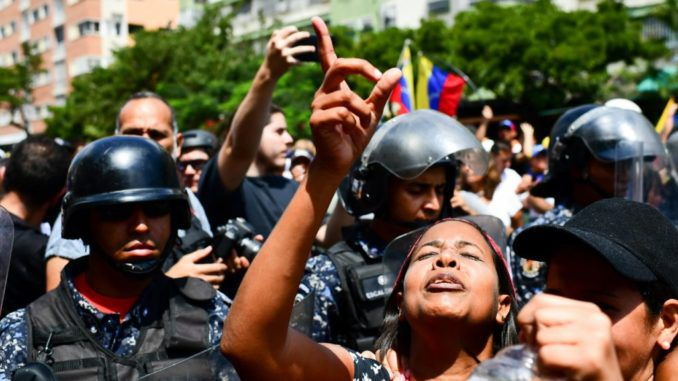 Fears that death toll in Venezuela could reach one million this week