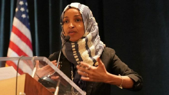 Democrat Rep. Ilhan Omar calls on Muslims to 'raise hell' against Americans