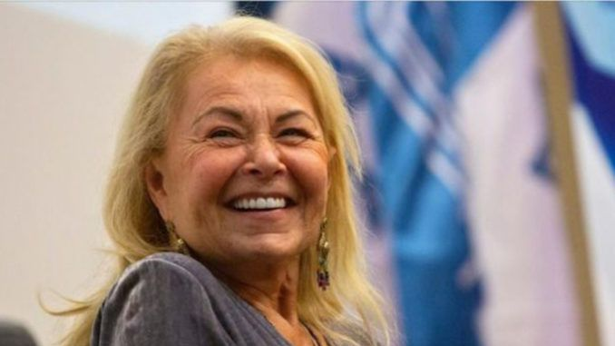 """Women should be banned from running for public office because female politicians are proving """"too crazy to be having any responsibilities"""", according to Roseanne Barr."""