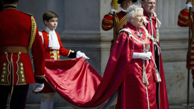 UK passes secrecy laws to protect Royal Family from pedophilia accusations