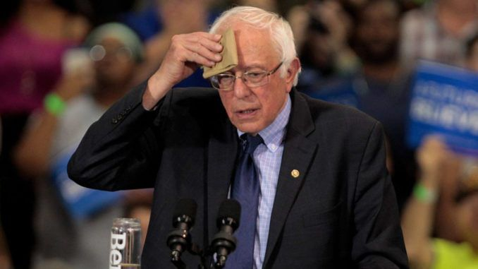 Bernie Sanders under fire for hiring illegal immigrant as his Press Secretary
