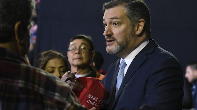 Ted Cruz warns Democrats fully intend to impeach Trump regardless of facts