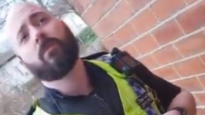 UK hate crime cops now visiting homes of people who are angry about Brexit betrayal