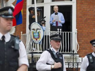 Assange expected to be arrested within hours, WikiLeaks warns