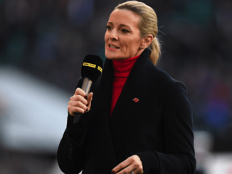 "BBC presenter Gabby Logan has said that it is ""unfair"" to allow transgender women to compete against biological females in sports."