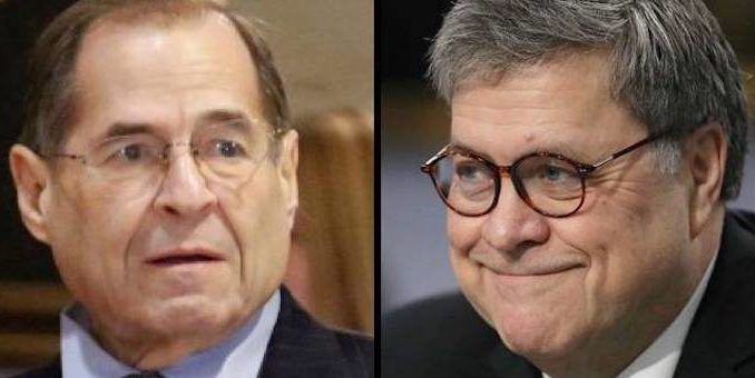 Angry Democrats demand AG Bill Barr cancel press conference on Mueller report